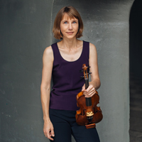 Amelia Roosevelt, Violinist and Co-founder and Administrative Director of the Repast Baroque Ensemble