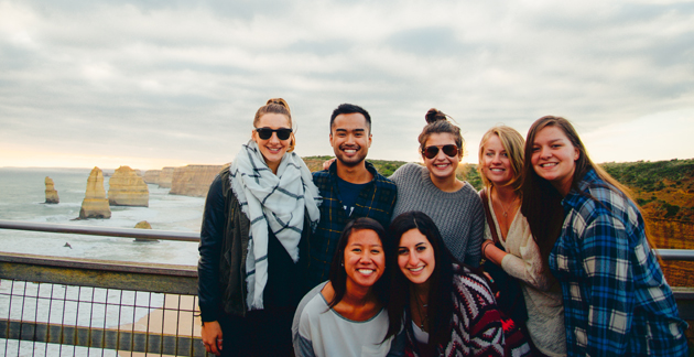 How to Pay for Study Abroad — Students in Australia