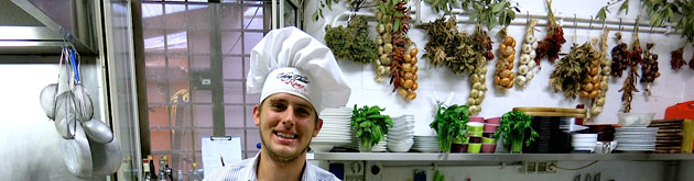 Student Intern at Cooking Classes Rome
