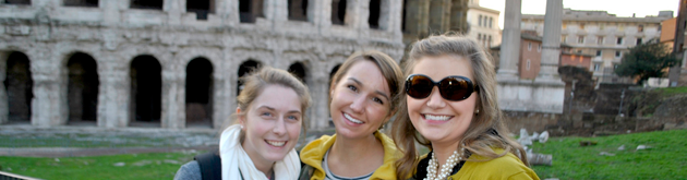 Intern in Rome for a semester with IES Internships