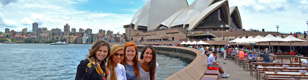 Study Abroad in Sydney Direct Enrollment - University Of Sydney