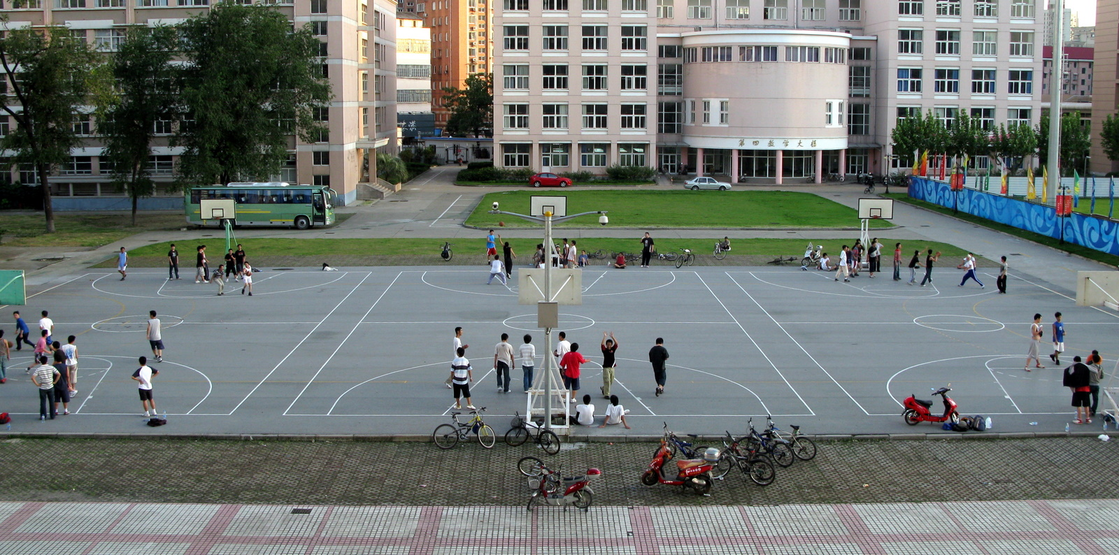 Ball is Life: My Time at the Street Basketball Courts of ...