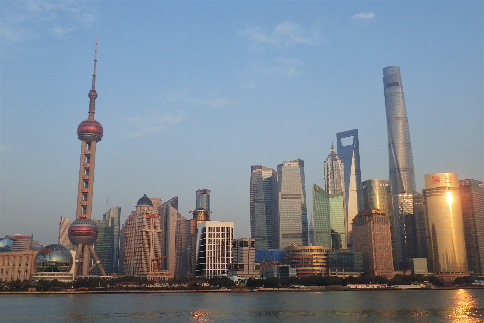 Shanghai at a Glance   Study Abroad Blogs   IES Abroad