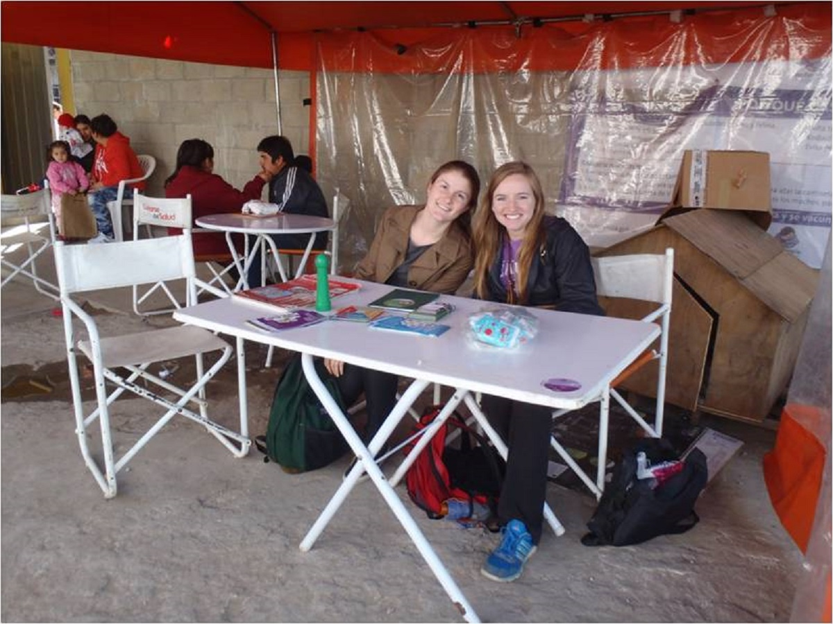 volunteer abroad students in buenos aires