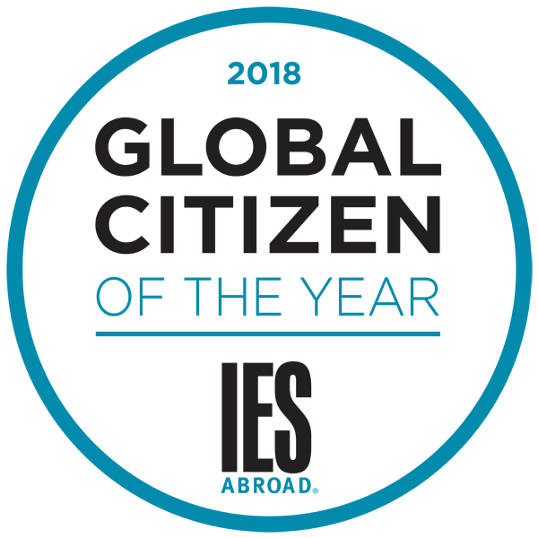 2018 Global Citizen of the Year Logo