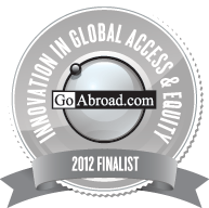 Innovation in Global Access & Equity 2012 Finalist Award