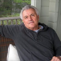 John Irving Headshot
