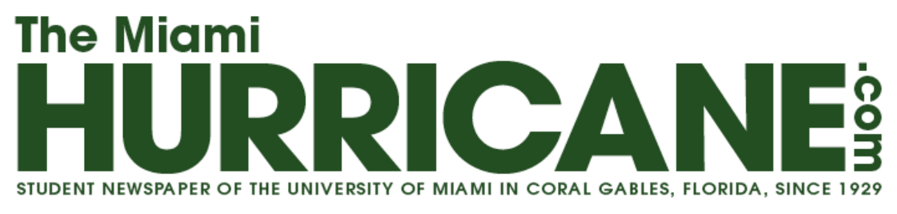 The Miami Hurricane logo