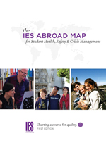 IES Abroad MAP for Health, Safety, and Crisis Management cover