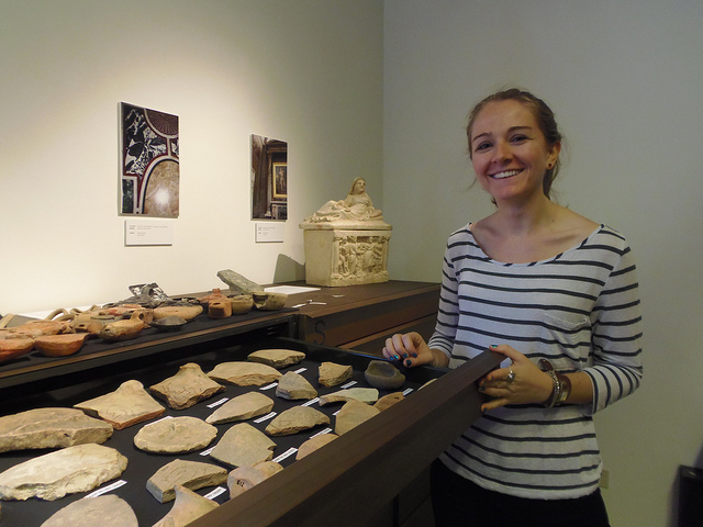 Archaeology internship abroad in rome