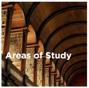 Find study abroad programs by area of study