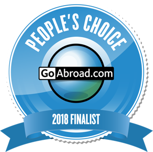 People's Choice Award Finalist badge