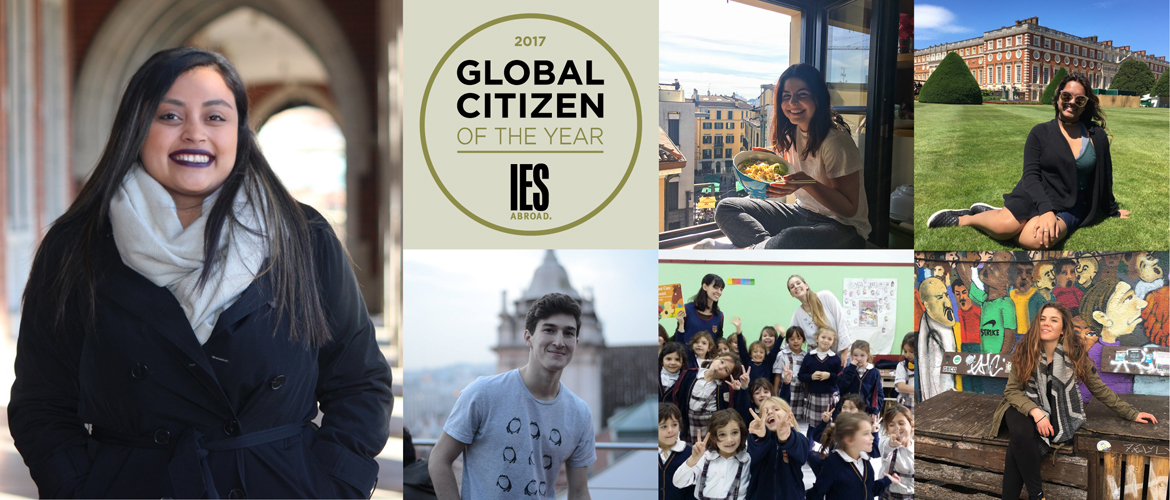 2017 Global Citizen of the Year Banner Image