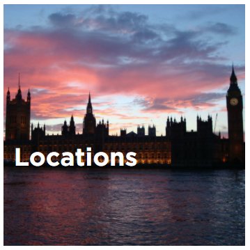 Find study abroad programs by location