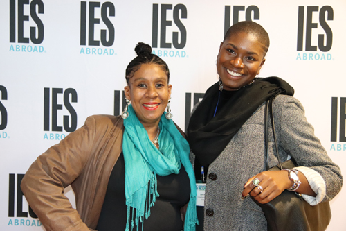 Attendees at IES Abroad Annual Conference