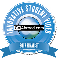 GoAbraod Innovation in Student Video Badge