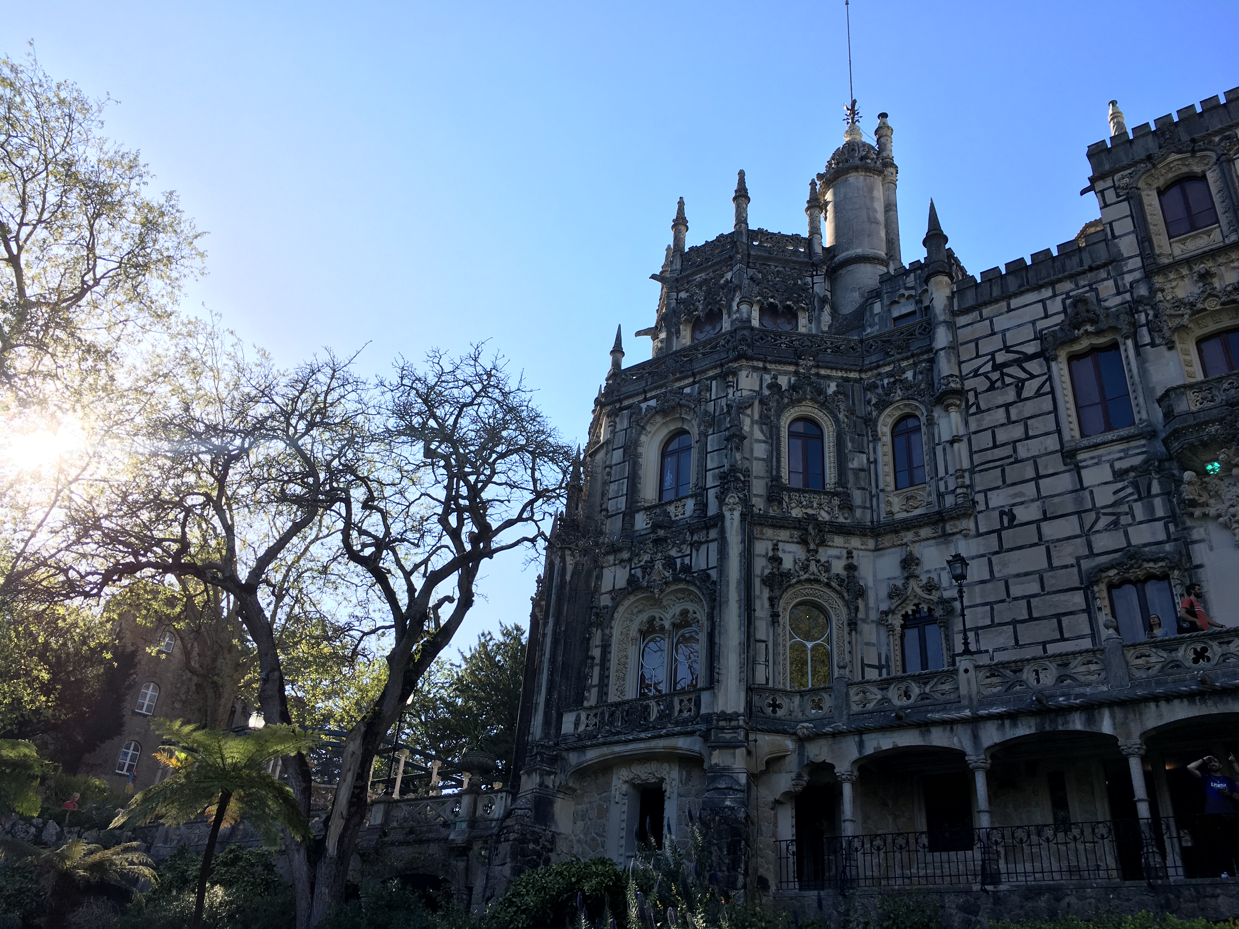 Quinta da Regaleira mansion