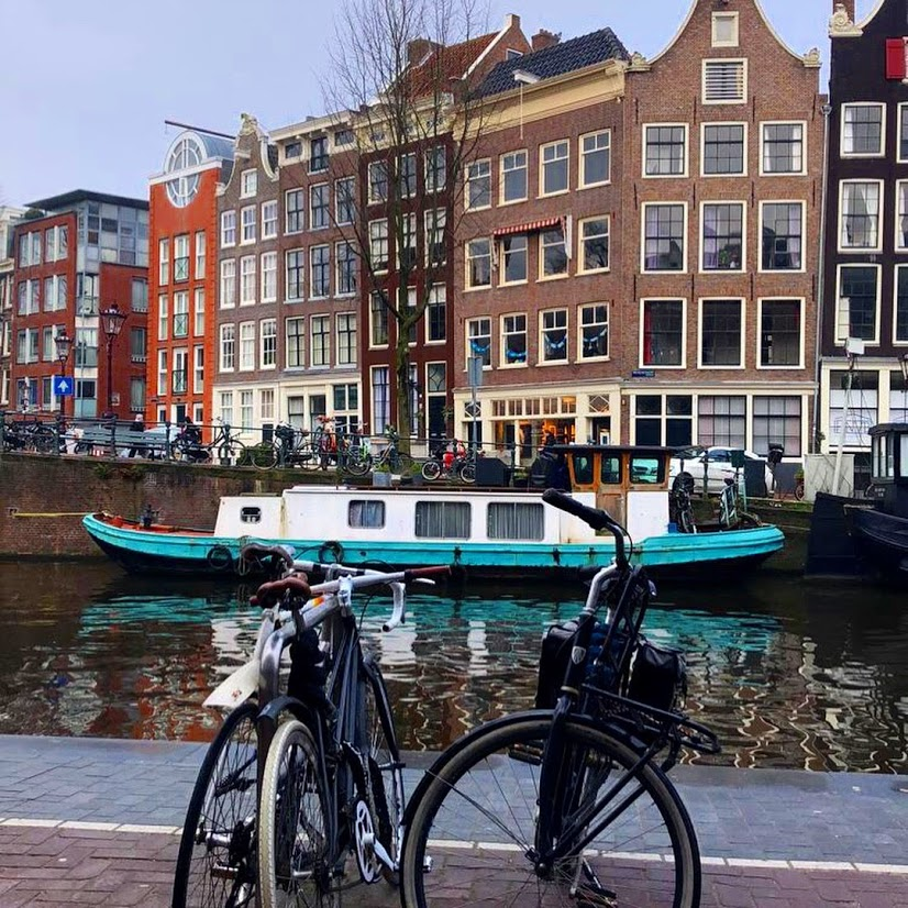 Being Ambitious and Why it's Terrifying: the Amsterdam Experience