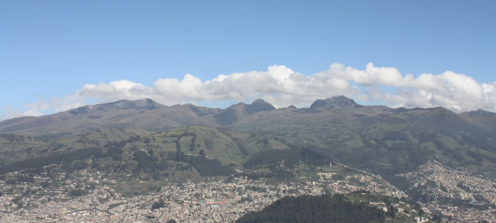 A look at Quito