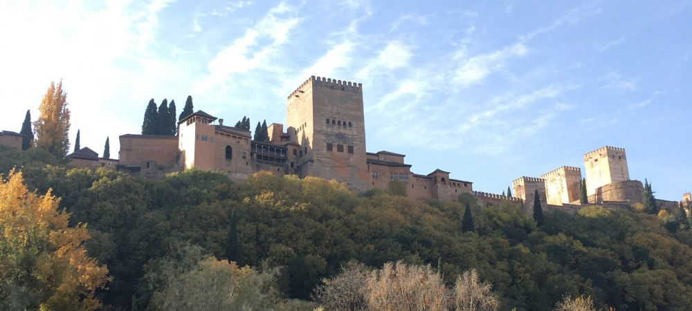 The Alhambra Palace in All Her Glory