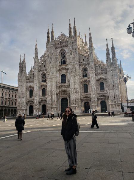 The Duomo: one of Milan's most iconic places to visit