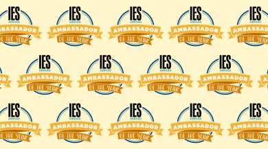 Ambassador of the Year Repeating Logo