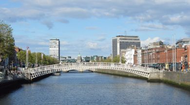 Ha'penny Bridge--Alex Dolinger