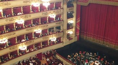 Tamerlano at La Scala