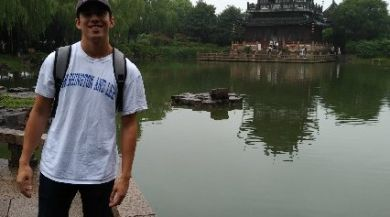 My trip to the water-town of Tongli