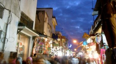 Old Medina Market in Rabat