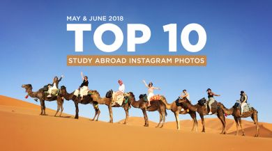 Top 10 Study Abroad Instagram Photos