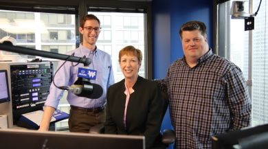 IES Abroad Alum, CEO and President, and WGN Radio Host