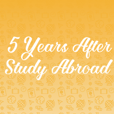 5 Years After Study Abroad