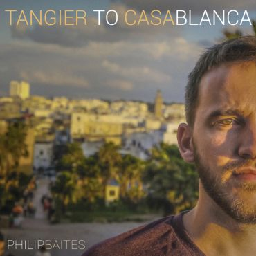 philip baites tangier to casablanca cover art