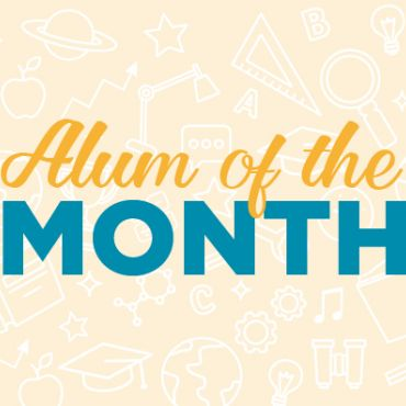 Alum of the Month