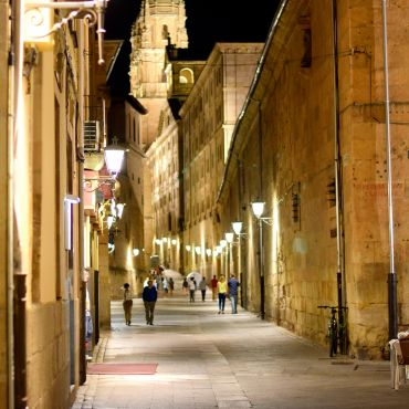 First Impressions of Salamanca