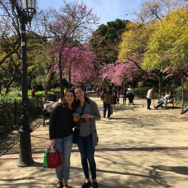 Sisters' Trip to Barcelona, Spain 2017