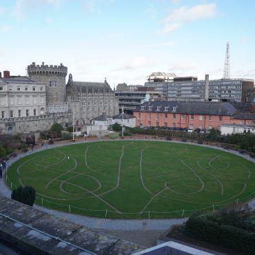 View from Chester Beatty Library