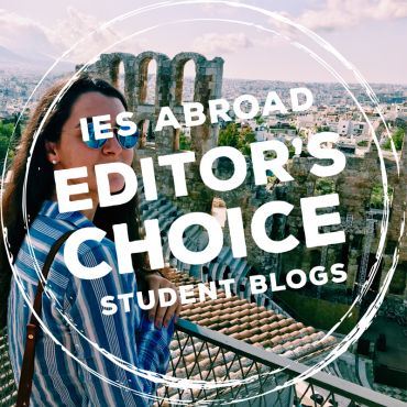 IES Abroad Editor's Choice for Student Blog