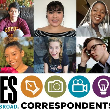 ies abroad summer 2018 Correspondents