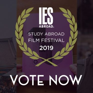 Vote for the Grand Prize Winner of IES Abroad's Study Abroad Film Festival
