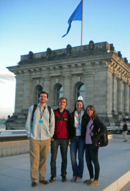 Graduate study abroad in germany