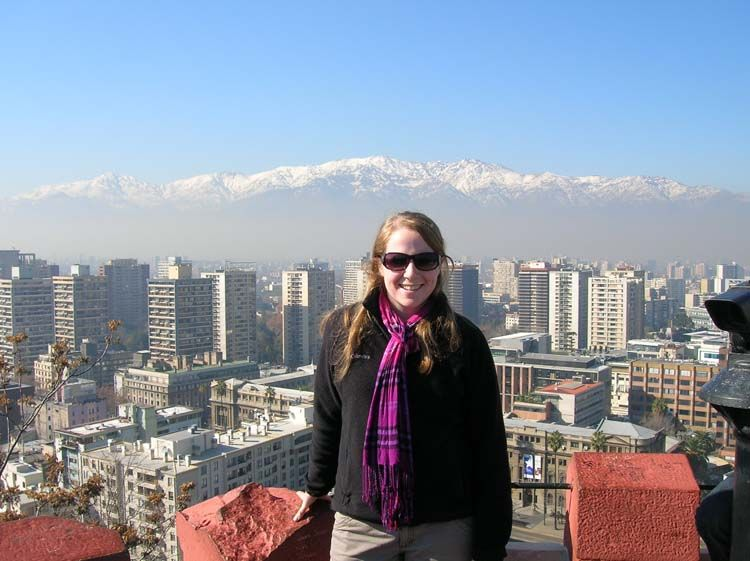 Chile study abroad experiences