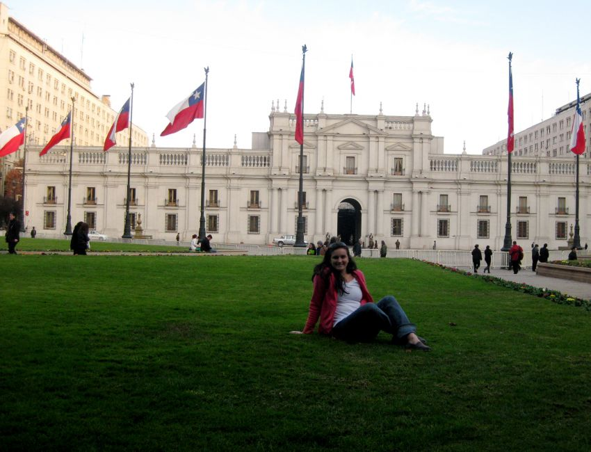 Study Abroad Santiago Chile