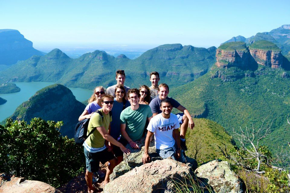 Study Abroad Cape Town IES Abroad Summer Internship Students