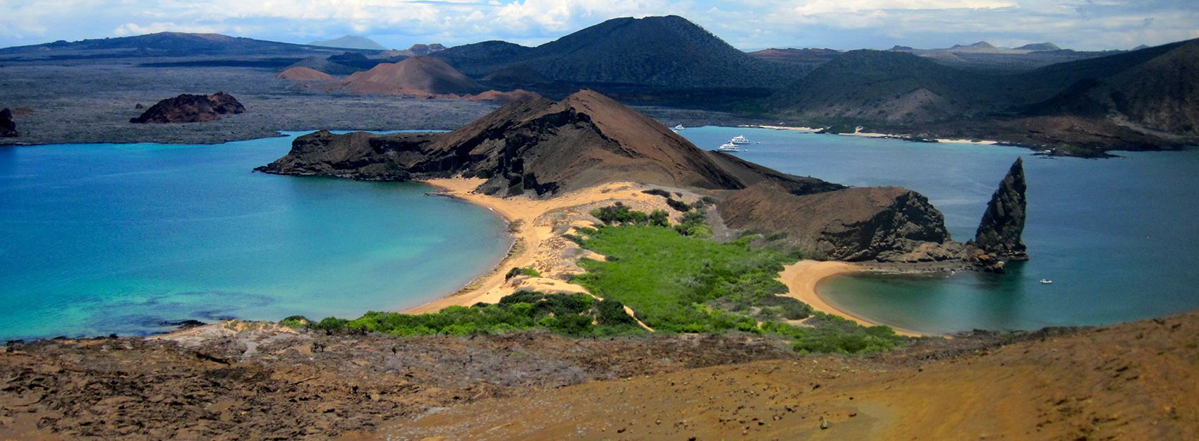 Galápagos Islands Study Abroad student photo of Bartolome Island