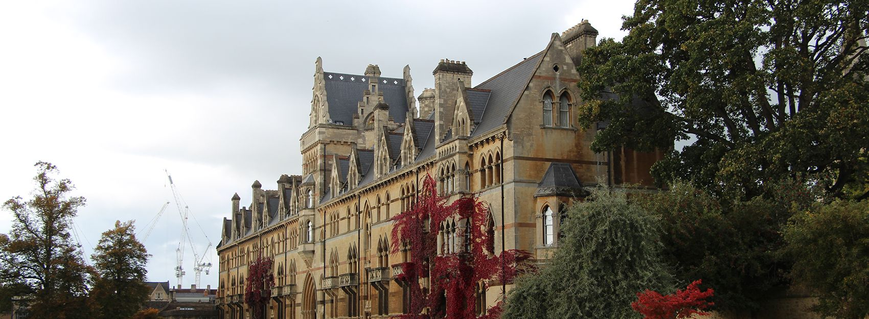 Oxford Study Abroad photo of the University of Oxford campus