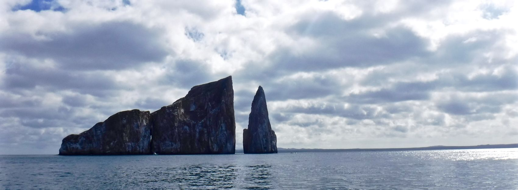 galapagos islands kicker rock
