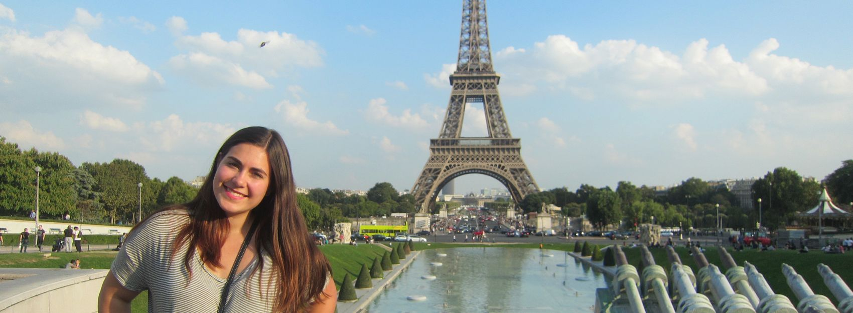 Study Abroad in Paris with IES Abroad - YouTube
