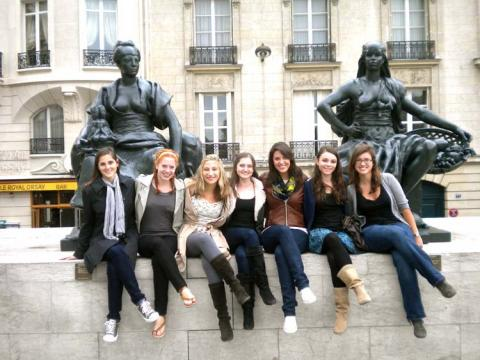 IES Abroad: Paris - French Studies - Studyabroad101.com